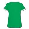 nicht G-streift - Frauen Kontrast-T-Shirt