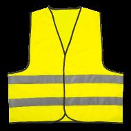 Jackets & Vests ~ Reflective Vest ~ reflekvest no print