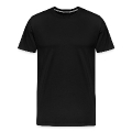 Optisk illusion - Impossible tal Herre premium T-shirt