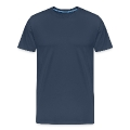 Herzen / hearts (ribbon, 1c) Men's Premium T-Shirt