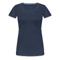 Läufer / athlete (1c) Frauen Premium T-Shirt
