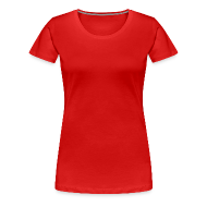 T-shirts ~ Vrouwen Premium T-shirt ~ Continental Classic Girlie