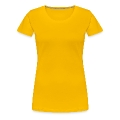 The Evolution of kayaking Women's Premium T-Shirt