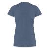 T-shirt femme (bleu chiné) - T-shirt Premium Femme