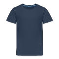 skier freestyle Kids' Premium T-Shirt