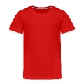 Ice hockey skates Kids' Premium T-Shirt