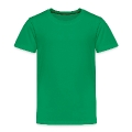 Soccer female eu Kids' Premium T-Shirt