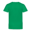 Pit Bull Terrier Puppy Greens - Kids' Premium T-Shirt