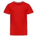 stop hand (2c) Teenage Premium T-Shirt