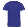 electric city cowboys - Premium-T-shirt tonåring