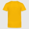 Jaune mountain T-shirts Enfants - T-shirt Premium Ado