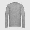 Passion Never Fails Long sleeve shirts - Men's Premium Longsleeve Shirt