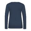 Women's Premium Longsleeve Shirt - women's,women,woman,tshirt,tee,t-shirt,t shirt,space,long-sleeved,long-sleeve,long sleeve,logo,girls',girl,european,esa,clothing,clothes,cloth,agency
