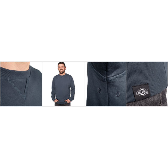 Sweatshirt for menn fra Dickies