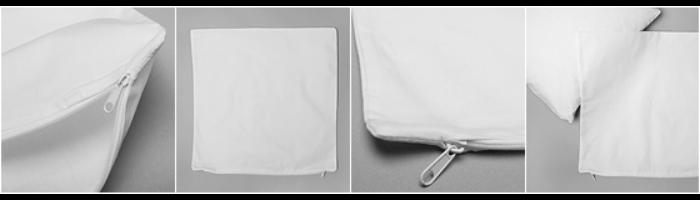 Kuddöverdrag 40 x 40 cm