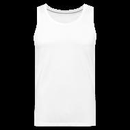 Sportbekleidung ~ Männer Premium Tank Top ~ Muskelshirt
