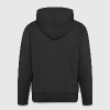 Straight Outta The 90's Hoodies & Sweatshirts - Men's Premium Hooded Jacket