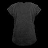 WPS WHITE - T-shirt à manches retroussées Femme