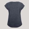 Cissaronid | Classic - Nugu Buyeng [Many Colors] - Frauen T-Shirt mit gerollten Ärmeln