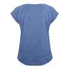 Vignette automobile 1985 femme - T-shirt à manches retroussées Femme