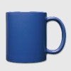 Royal blue Morning muffle Drinkware - Full Colour Mug