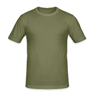 T-Shirts ~ Männer Slim Fit T-Shirt ~ Slim-Fit T-Shirt
