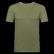 T-Shirts ~ Männer Slim Fit T-Shirt ~ Slim-Fit T-Shirt