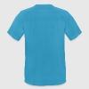 Kugelhantel Action T-Shirts - Männer T-Shirt atmungsaktiv