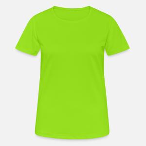 Camiseta mujer transpirable