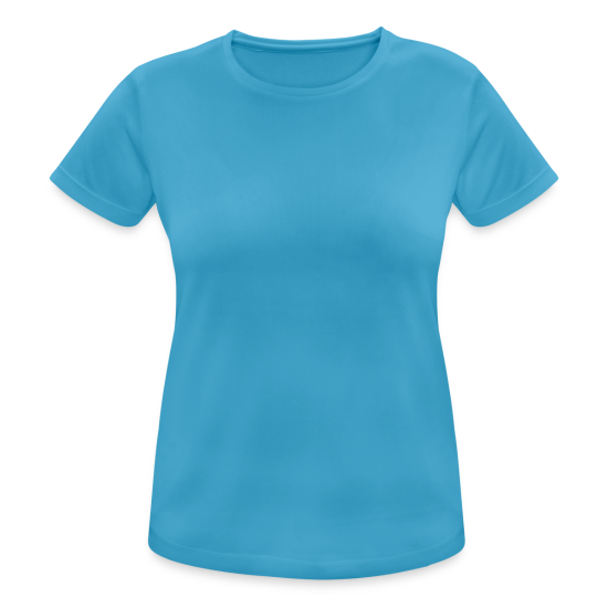 Dame T-shirt svedtransporterende