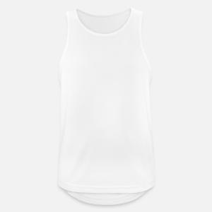 Men's Breathable Tank Top