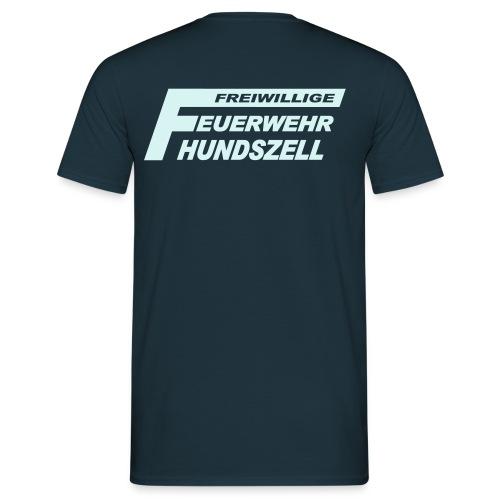 Männer T-Shirt FF-HZ Logo - Männer T-Shirt