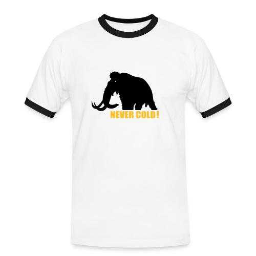 Mamut - Camiseta contraste hombre