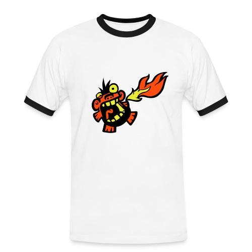 dragon - Camiseta contraste hombre