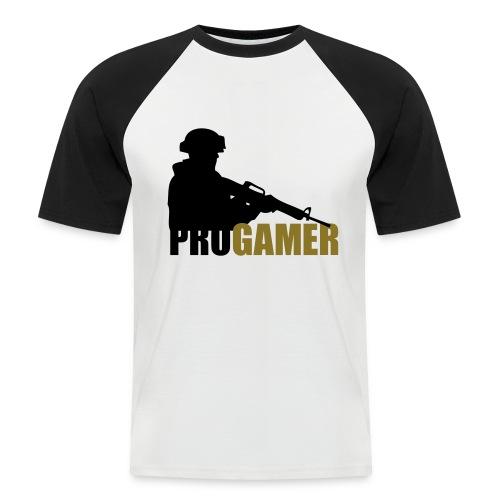 Gamer - Männer Baseball-T-Shirt