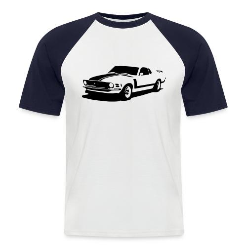 m1 - Männer Baseball-T-Shirt