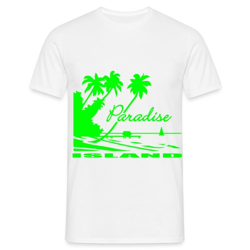 Paradis - Männer T-Shirt