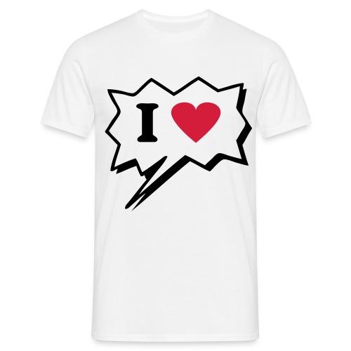 Ilove4 - Camiseta hombre