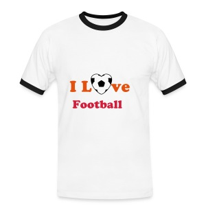 Football Campaign - Men's Ringer Shirt