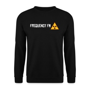 frequency fm jumper - Men's Sweatshirt