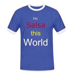 Salsa This World - Men's Ringer Shirt