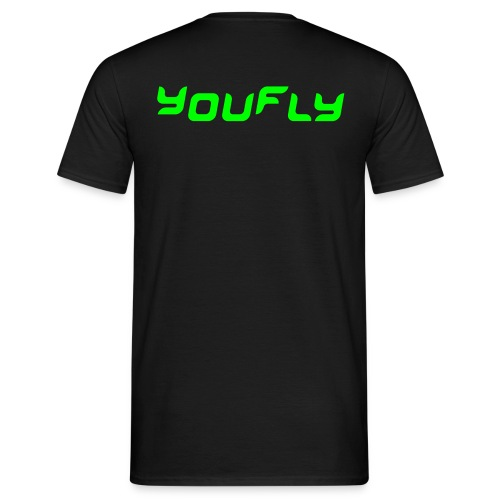 YouFly - T-shirt herr