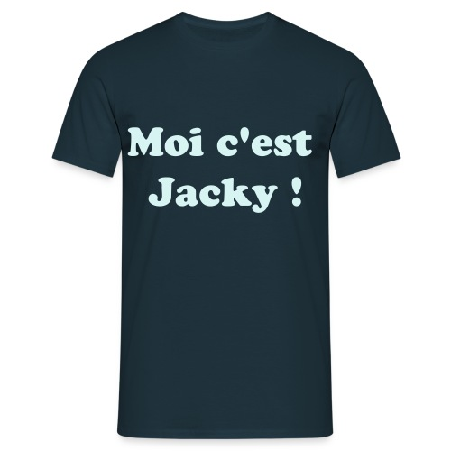 Jacky Touch - T-shirt Homme
