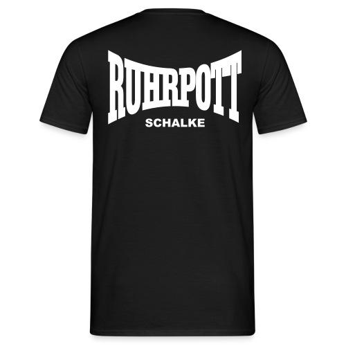 T-Shirt Ruhrpott Schalke - Männer T-Shirt