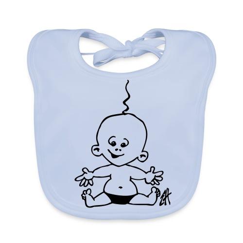 Babys Bio-Läzchen  - Baby Bio-Lätzchen