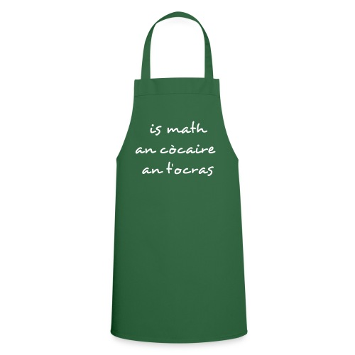 Còcaire Apron - Green - Cooking Apron