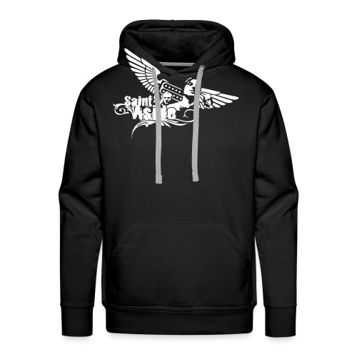 Kapuzenpullover - Men - Männer Premium Hoodie
