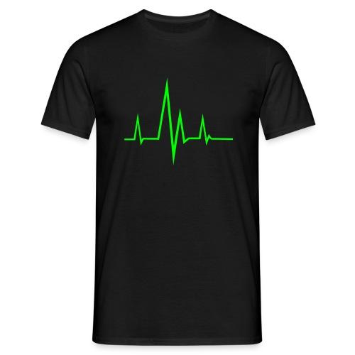 Pulse - Männer T-Shirt
