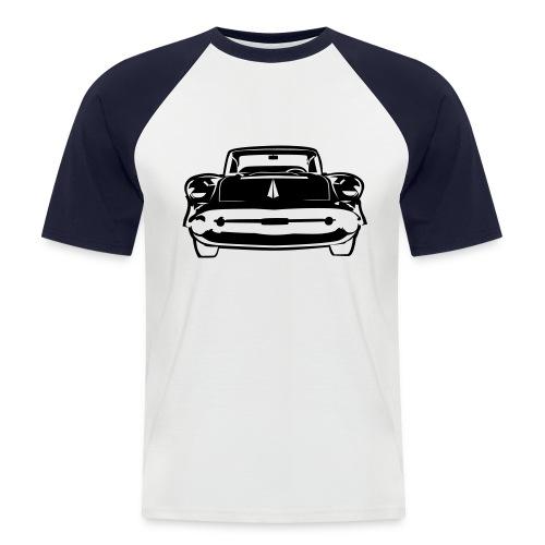 57er shirt - Männer Baseball-T-Shirt