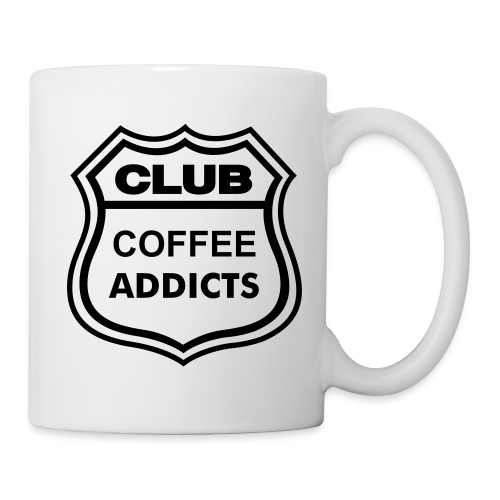 Club Coffee Addicts - Tasse